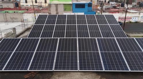 9.6 kWp, Almoloya de Juárez, Estado de México